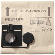Festool Filtersack FIS-CT 22
