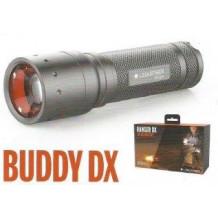 Led Lenser / DMAX Ranger DX Taschenlampe 360 lm, 260 m, 25 h, IPX4