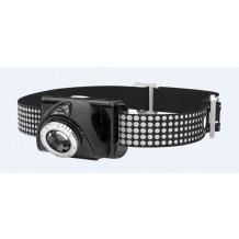 1 Led Lenser Kopflampe SEO 7 RB schwarz 1 Akkusatz USB-Kabel Test-it-Blister