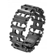 Leatherman Armband TREAD schwarz inkl. 29 Werkzeugen INCH