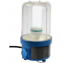 """Schwabe Energiesparleuchte """"Cylindra"""",mit 45 Watt Leucht-"""