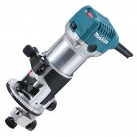 Makita Oberfräse + Trimmer RT0700CX2J