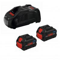 Bosch Basis-Set 18V mit 2 x ProCORE Akku 8,0 Ah und Ladegerät GAL1880 CV