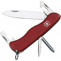 Bosch Victorinox Schweizer Taschenmesser Typ Adventurer mit 11 Funktionen