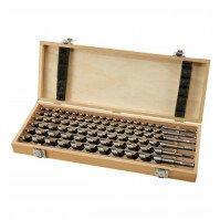 HM Schlangenbohrersatz 6-tlg. 10,12,14,16,18,20 x 460 mm