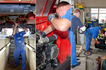 Reparatur- und Montageservice